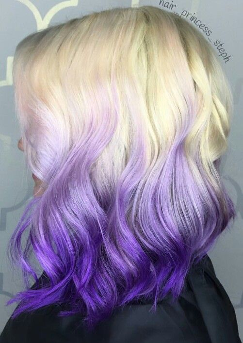 Awesome Purple Tones For Our Hair The Haircut Web