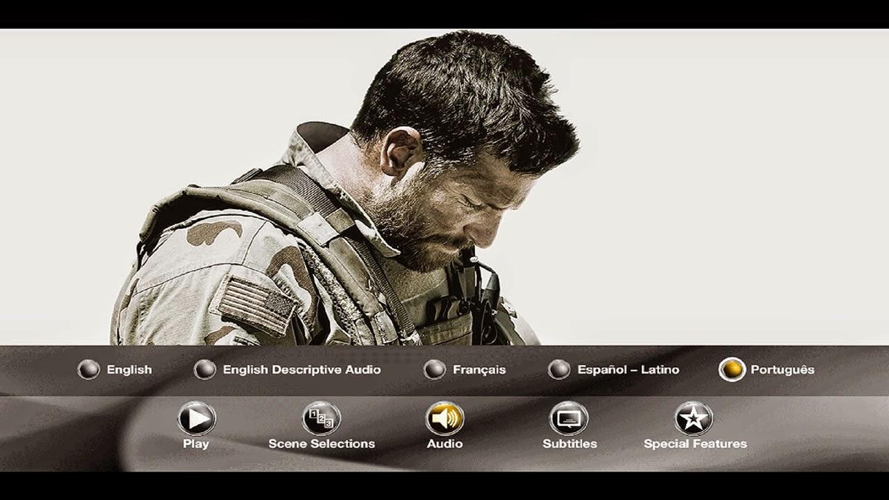 Baixar Filme Sniper Americano (American Sniper) (2014) BD