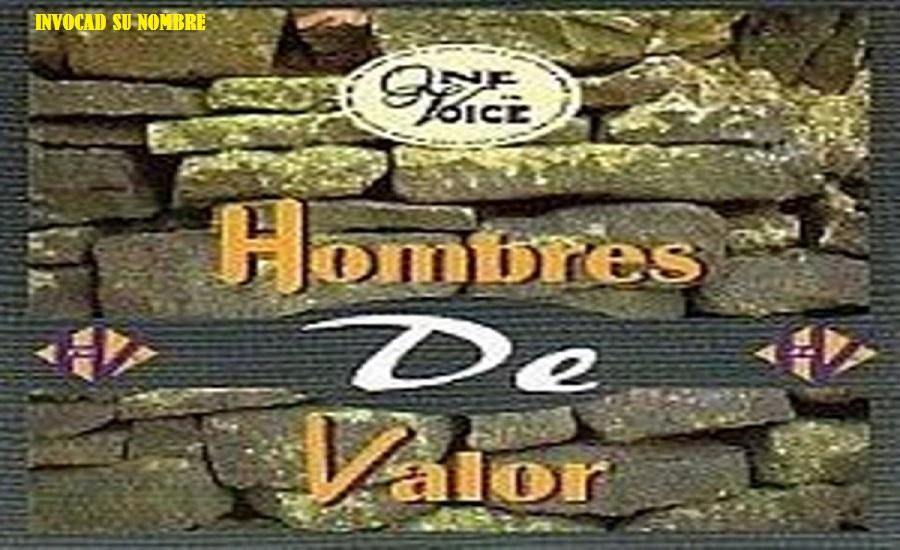 Renan Carias 1996 Hombres De Valor Invocad Su Nombre