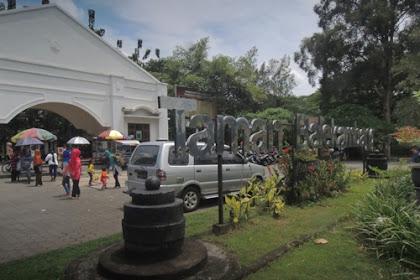 Taman Balekambang Solo, Hutan kecil di tengah kota batik
