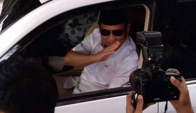 Ditanya Keseriusan Jadi Capres, Begini Jawaban Prabowo