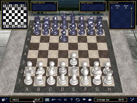 تحميل لعبة الشطرنج للكمبيوتر 2017 - Download Grand Master Chess 3