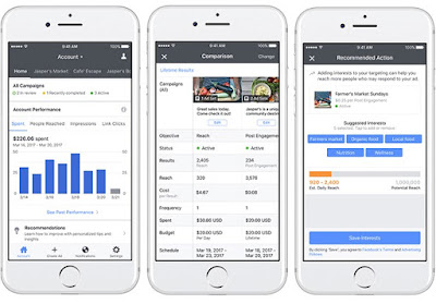 facebook ad manager app