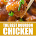The Best Bourbon Chicken #recipes #chickenrecipes