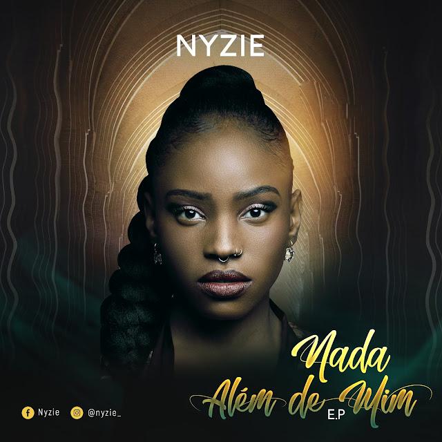 """""""Nyzie"""" disponibiliza o seu recente """"Ep"""" intitulado """"Nada Além De Mim"""". Ep composto por 06 faixas e recheado de estilos musicais como Ghetto Zouk, Dance All, Dance e Acústico. Faça o download do bom Ep."""