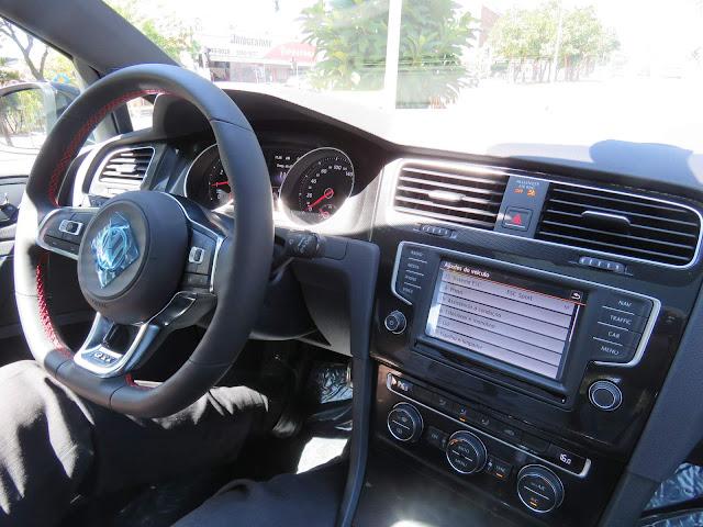 VW Golf GTI 2017 - ACC - Piloto Automático Adaptativo