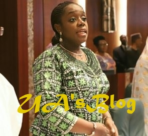 Finance Minister, Kemi Adeosun In NYSC Certificate Forgery Scandal