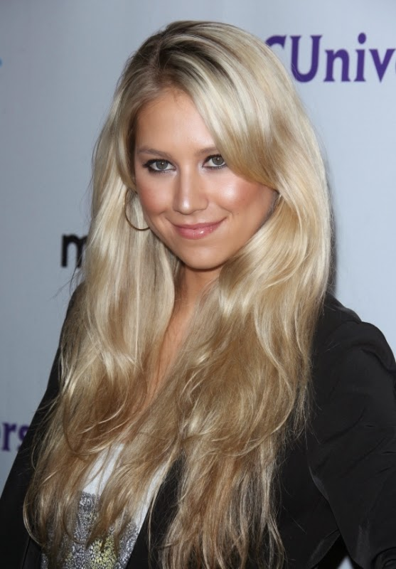 Beauty Tenis Player Anna Kournikova