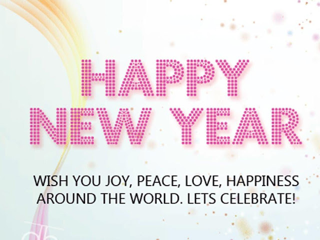 happy new year messages pictures
