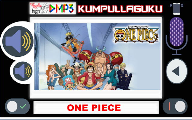 Lagu OST One Piece