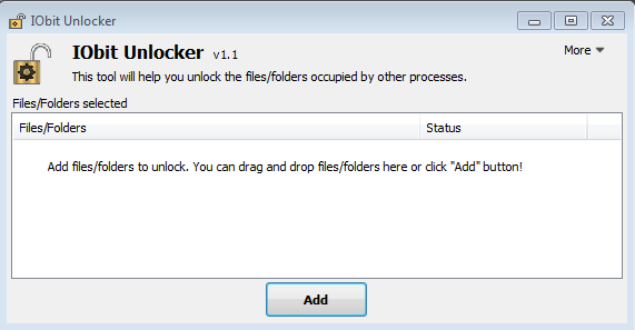 iObit Ulocker Ofline Installer