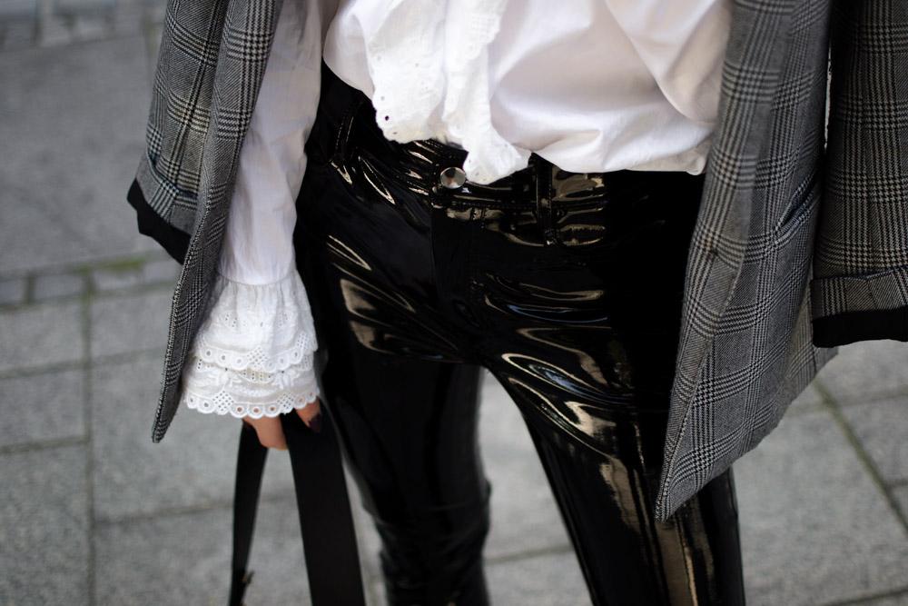 winylowe spodnie stylizacja 5