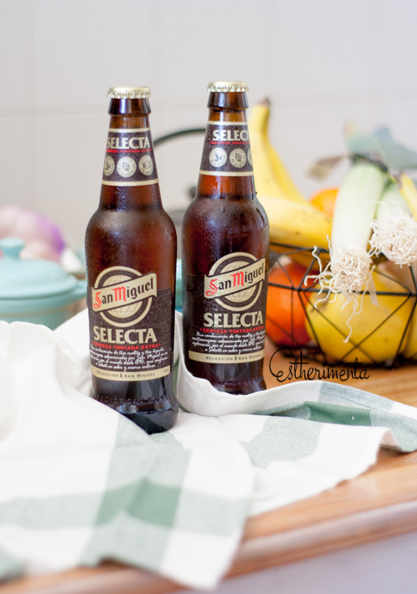 etiquetas cerveza estherimenta
