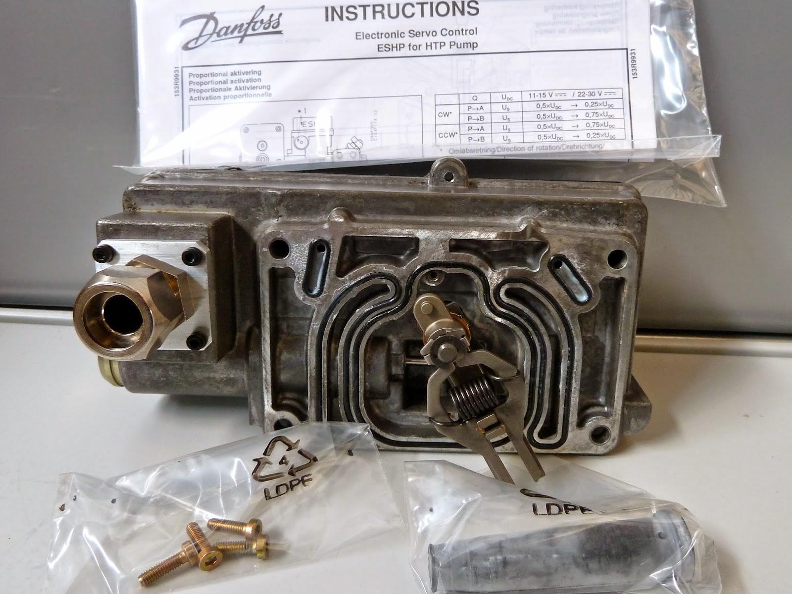 Danfoss 153X0012