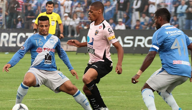 Independiente del Valle vs Emelec en vivo