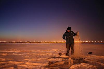 Want to go ice-fishing? Head to Harbin