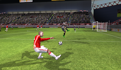 Screenshot Dream League Soccer APK Terbaru 2016