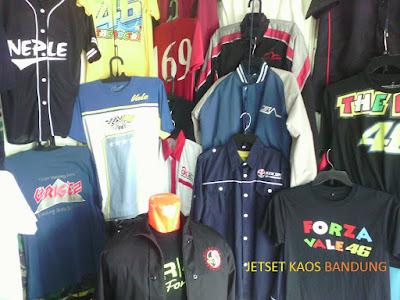 Jasa Bikin Kaos Baju Sablon Murah di Kota Bandung