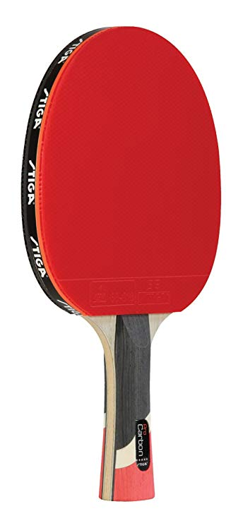 Ping pong paddle (credit to https://www.amazon.com/STIGA-Carbon-Performance-Level-Technology-Tournament/dp/B00EFY9F9E)