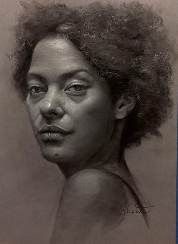 09-Shana-Levenson-Charcoal-Portraits-on-Paper-Inspired-by-Nostalgia-www-designstack-co