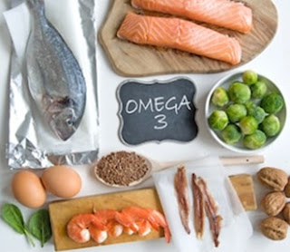 Omega 3 - Treatment for dry eyes.