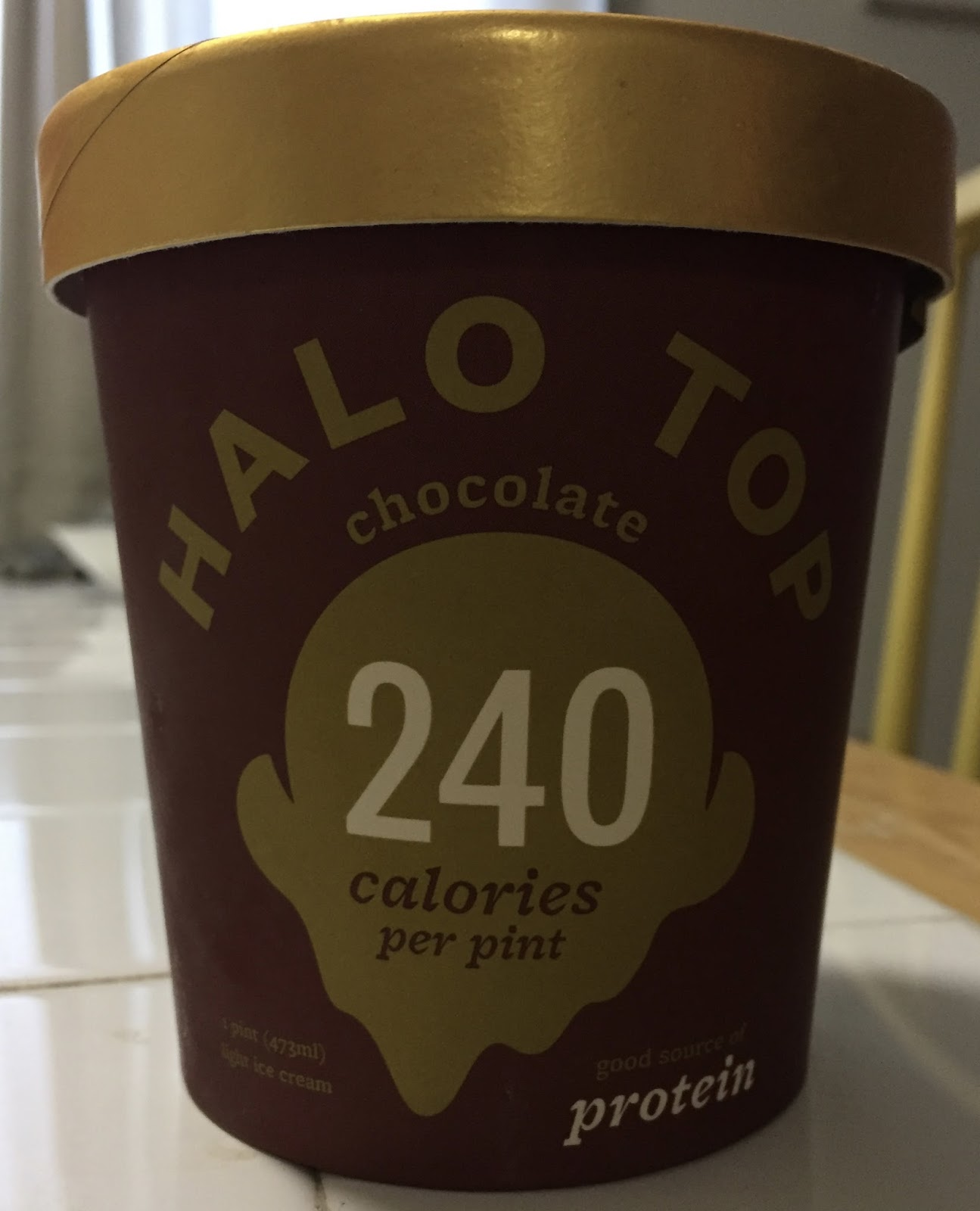 Halo Top States That Their Ice Cream Freezes Hard Because They Dont Use Stabilizers Like The Other Guys But Why Creams Are In And Out Of