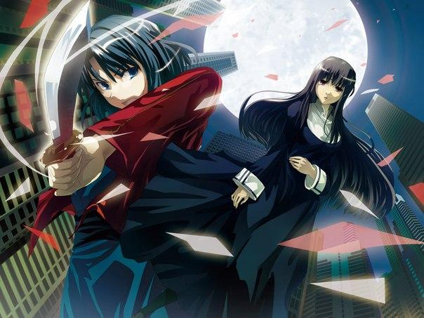 Urutan Nonton Anime Kara no Kyoukai yang Benar