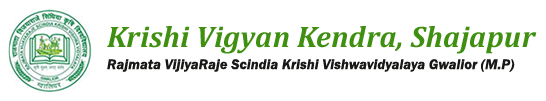 Welcome to Krishi Vigyan Kendra Shajapur