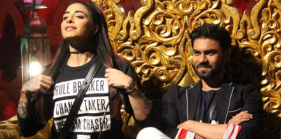 Bigg Boss 10: Bani J and Gaurav Chopra