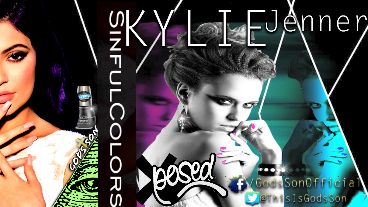 VIDEO: Kylie Jenner SINFUL COLORS Illuminati Exposed | YouTube Posts