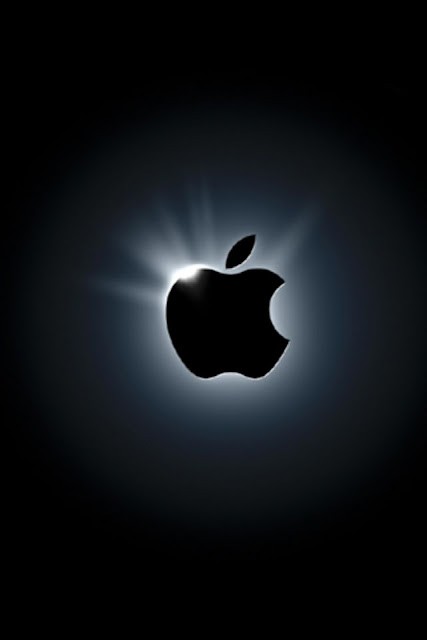 Apple Logo Iphone Wallpaper Background And Theme