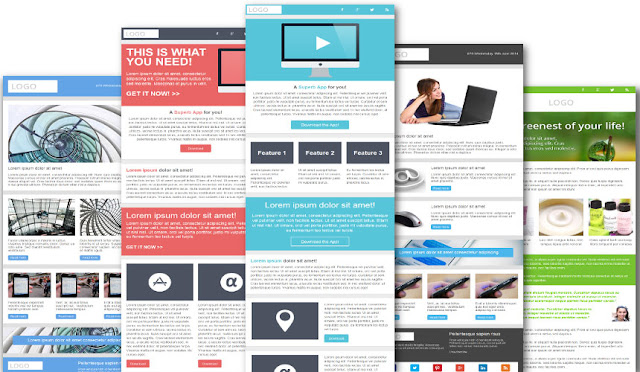 16 Free Responsive Email Newsletter Templates