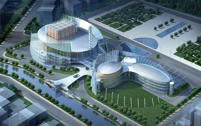 3D Architectural Design