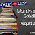 Books For Less | Warehouse Sale