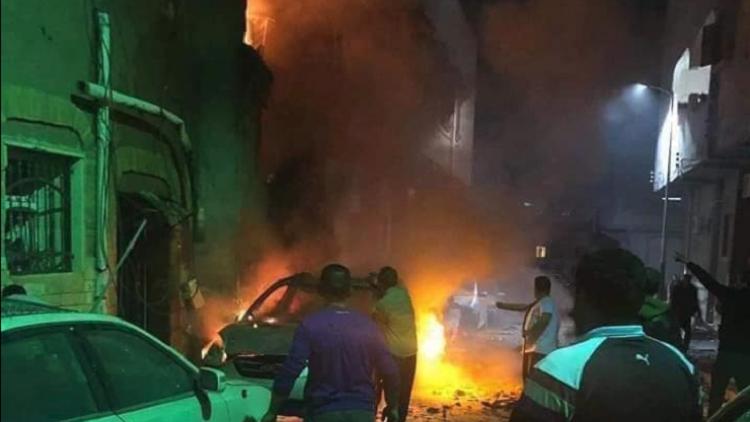 طرابلس.. مقتل مدنيين في قصف عشوائي والمتقاتلون يتبادلون الاتهام