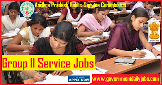 APPSC Recruitment 2019 Apply Online for 446 Group- II Services Posts