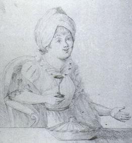 Miss Trusler  - mère ou tante de Nancy Storace