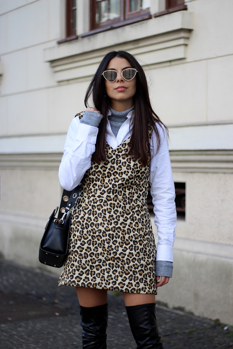 How To Wear A Dress In Winter (And Not Freeze To Death)