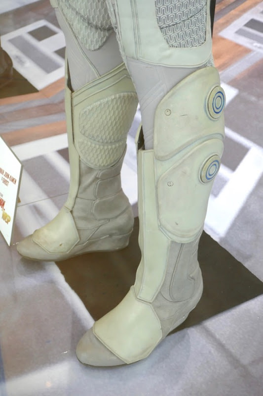 Ant-Man and Wasp Ghost boots