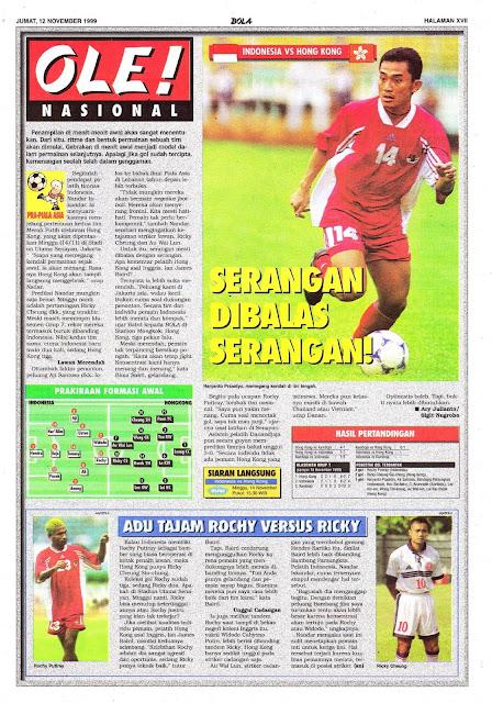 INDONESIA VS HONGKONG SERANGAN DIBALAS SERANGAN