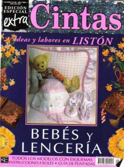 Cintas edición especial Bebes y Lenceria