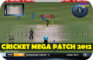 Cricket 2012 Mega Patch