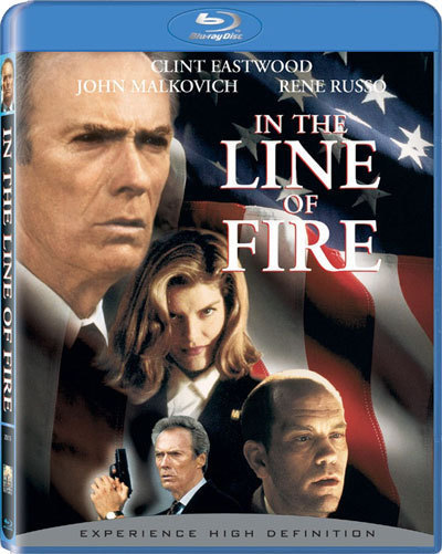 In The Line Of Fire 1993 720p BluRay Dual Audio English Hindi – Nominated for 3 Oscars