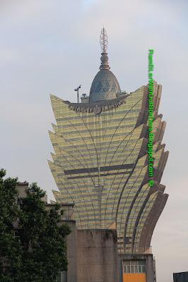 Robuchon au Dôme, Grand Lisboa, Macau
