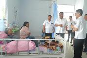 Pantau RSUD Noongan, Olly Perintahkan Bangun 5 Lantai Dan Perhatikan Pasien BPJS