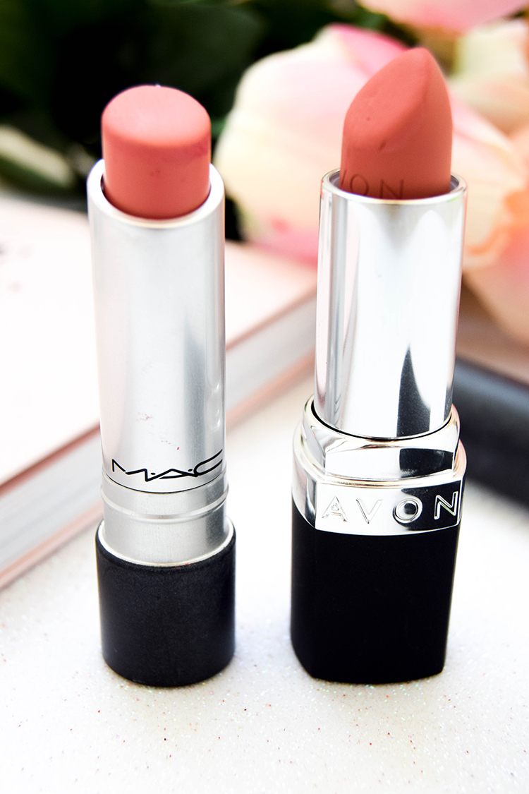 MAC LIPCREME AVON ROUGED PERFECTION