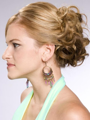 long updo hairstyles easy