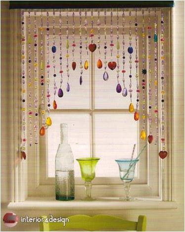 Elegant Kitchen Curtains 36