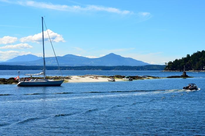 Sailing Spots in British Columbia