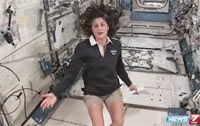 Life in Space – The International Space Station